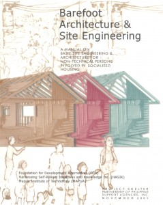 8-Barefoot Architecture and Site Engineering P100.00