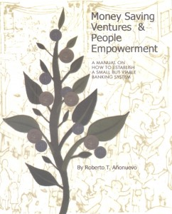 9-Money Savings Ventures and People Empowerment P100.00